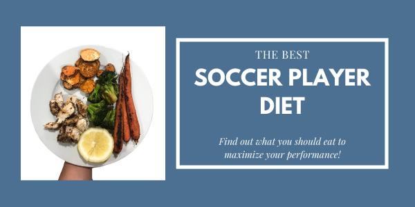 soccer player diet