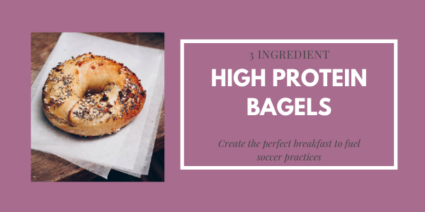 3 ingredient bagels