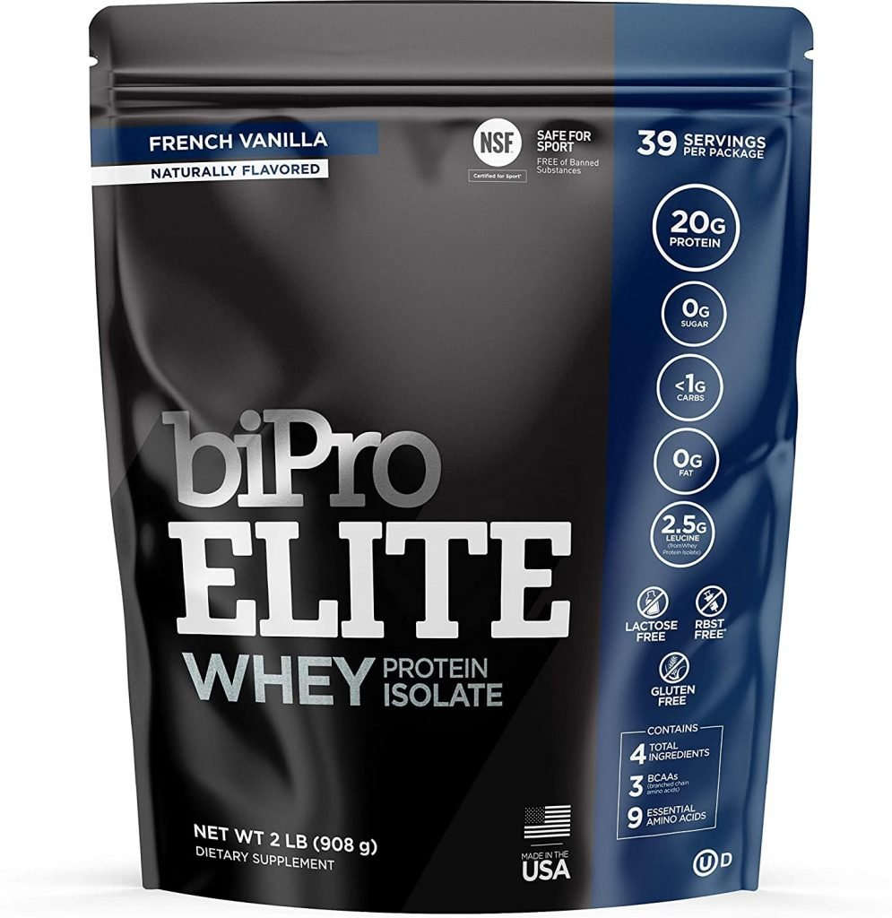 BiPro is a whey protein